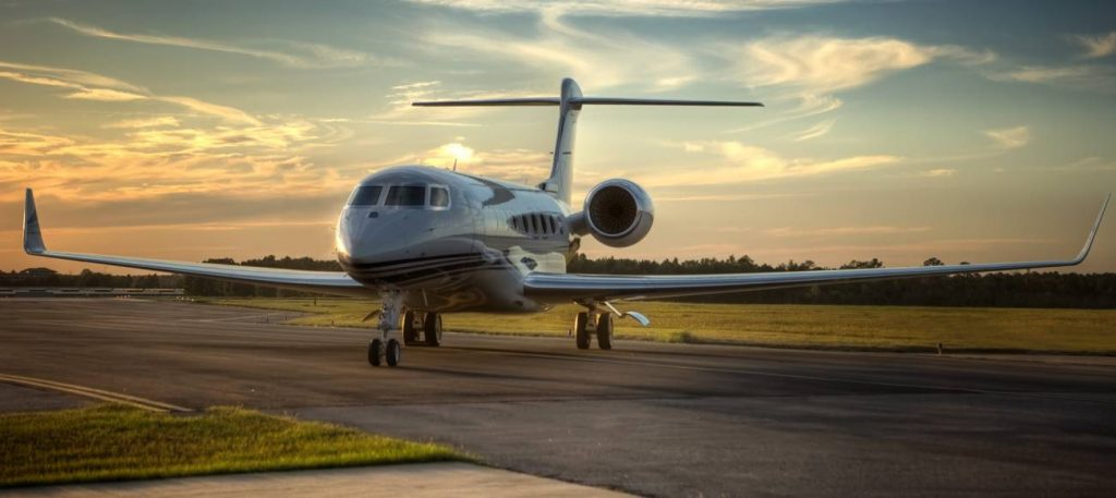 Air Charter Service from New York to LA