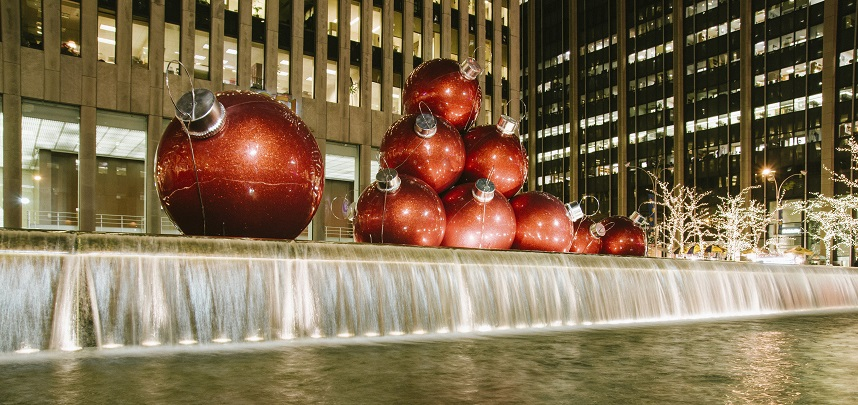 NYC by Private Jet for December Holidays