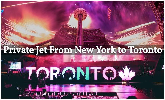 NYC to Toronto