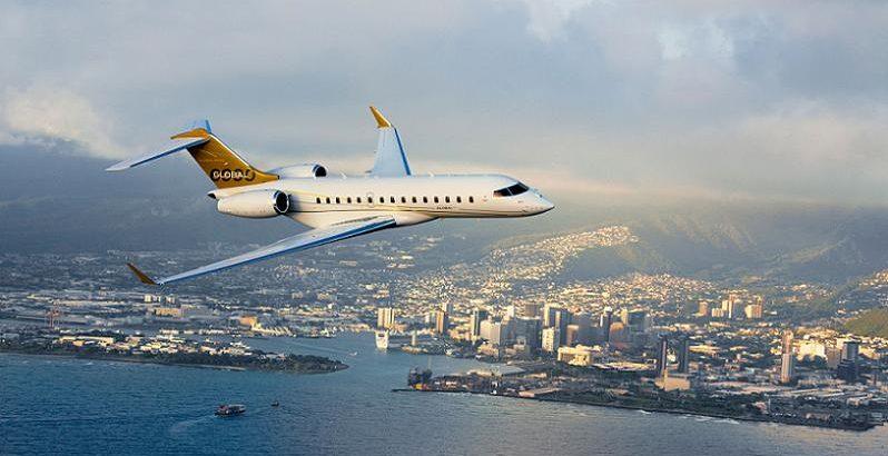 long range jet hire price
