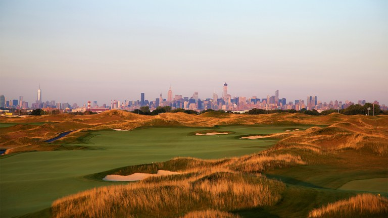 nyc golf courses