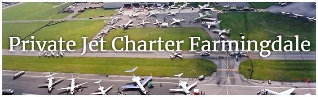 farmingdale jet charter